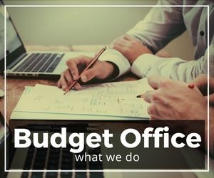 About Budget Office